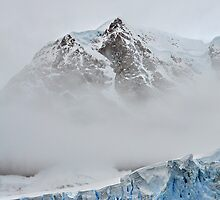 The Magnificent Iced Continent by Janette Rodgers