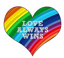 Love Always Wins by ktgraham