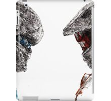 Halo 5 art iPad Case/Skin