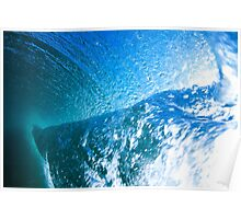 Behind the wave Poster
