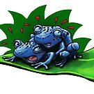 Froggystyle by Matt Katz