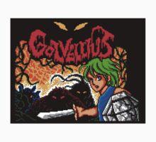 Golvellius (sticker) by Lupianwolf