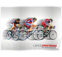 Lance Armstrong 2010 Poster