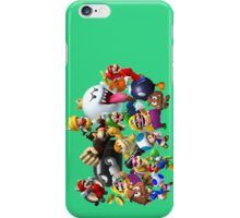 It's-a me, Mario! ... or not?  iPhone Case/Skin