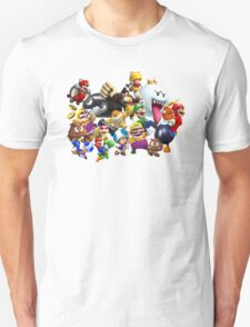 It's-a me, Mario! ... or not?  Unisex T-Shirt