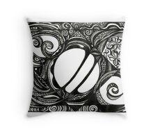 #102 Throw Pillow