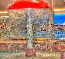 """The Mushroom- Kiddies Pool"" by Bruce Jones"