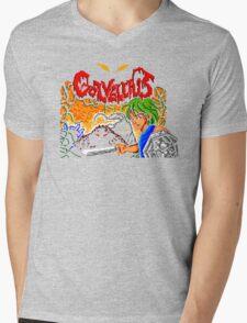 Golvellius  Mens V-Neck T-Shirt