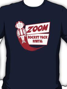ZOOM Rocket Pack Rental T-Shirt