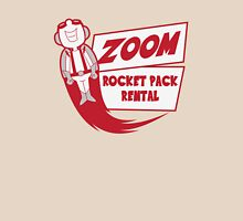 ZOOM Rocket Pack Rental Unisex T-Shirt