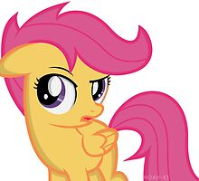 Scootaloo by Deltateam210