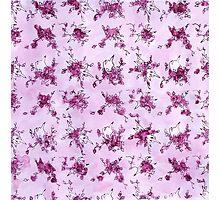 Mrs. Robinson Pattern Photographic Print