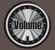 Volume Knob by matanga