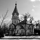 Russian Orthodox Church, Hakodate by CezB