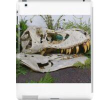 T-Rex Fossil iPad Case/Skin