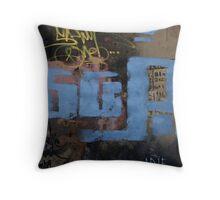 Summed up Throw Pillow