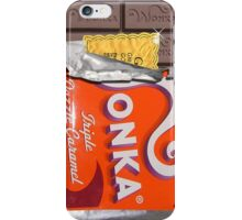 Triple Dazzle Caramel Wonka Bar iPhone and Samsung Case iPhone Case/Skin