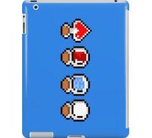Zelda's potions - pixel art iPad Case/Skin