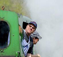 All steamed up by buttonpresser