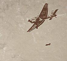 Stuka Bomber by Nick Sage