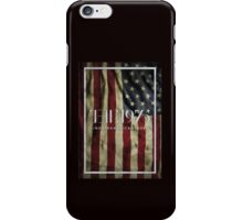 THE 1975 - NORTH AMERICAN TOUR iPhone Case/Skin