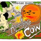 Apocalypse Cow by Londons Times Cartoons by Rick  London
