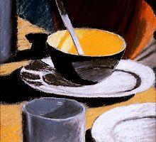 Tee Loeffel by HannaAschenbach