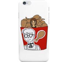 KFC Chicken Ashton iPhone Case/Skin