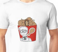 KFC Chicken Ashton Unisex T-Shirt