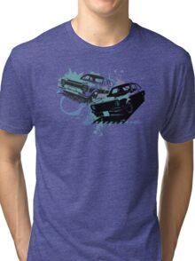 No Skool like the Old Skool Tri-blend T-Shirt