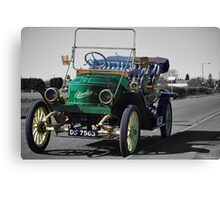 Stanley Steamer 1911 Canvas Print