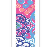 Tau Lilly Sticker