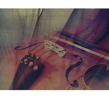 the melody of my soul  Photographic Print