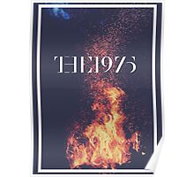 THE 1975 - FIRE Poster