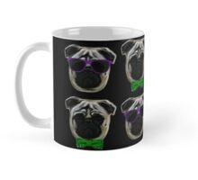 """""""Cool Pugs"""" green/purple Mug"""