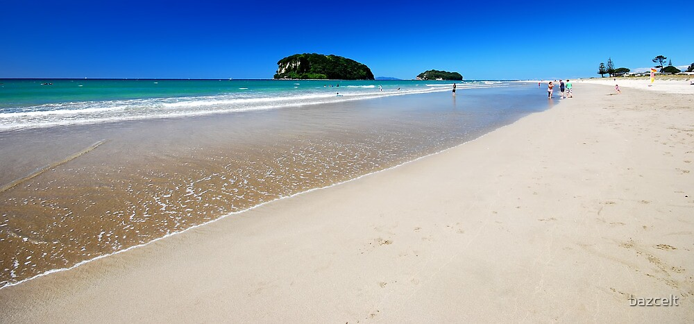 Life's a Beach by bazcelt
