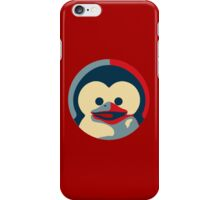 Linux tux penguin obama poster baby  iPhone Case/Skin