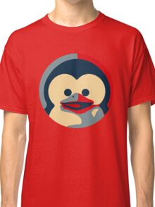 Linux tux penguin obama poster baby  Classic T-Shirt