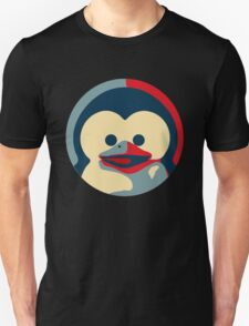 Linux tux penguin obama poster baby  T-Shirt