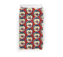 Linux tux penguin obama poster baby  Duvet Cover