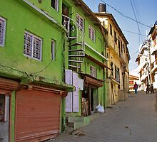 Vincent Hill, Mussoorie by Ronojoy