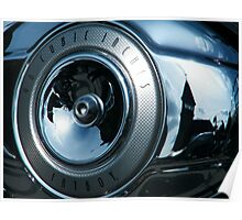 Chromed Cover........96 Cubic Inches Poster