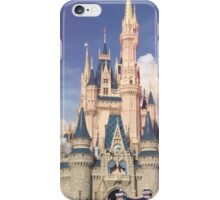 Cinderella Castle ft. Fireworks and Friends iPhone Case/Skin