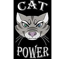 Cat Power Photographic Print