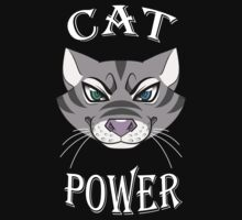 Cat Power by TheHuntingWolf