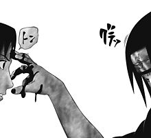 Itachi and Sasuke by Lucsy3012