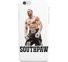 Southpaw iPhone Case/Skin