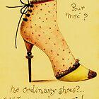 Shoes pour moi? by Elisabete Nascimento