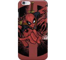 I AM DEADPOOL iPhone Case/Skin