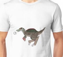 Singing Spino Unisex T-Shirt